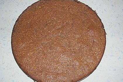 Bananen - Nutella - Brownies 24