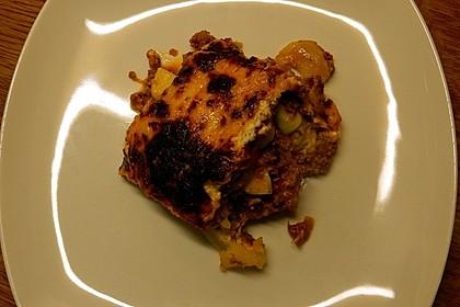 Kartoffel - Hack - Lasagne (Bild)