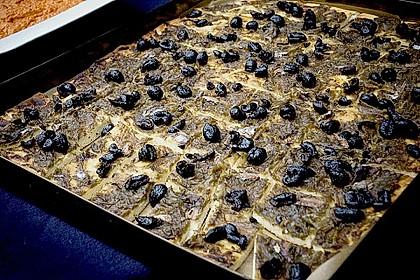 Oliven - Sardellen - Kuchen