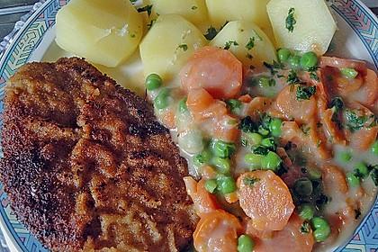 Biggis weiße Soße zu Gemüse 2