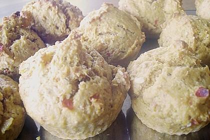 Kichererbsen - Muffins 1