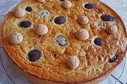 Zwetschgen - Amarettini - Kuchen 15