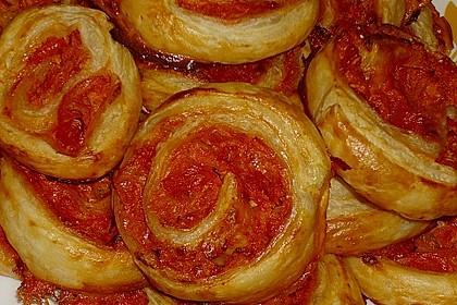 Pizzaschnecken - Snack 7