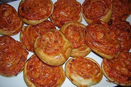 Pizzaschnecken - Snack 5