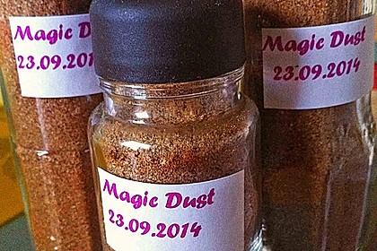 Magic Dust Rub 10