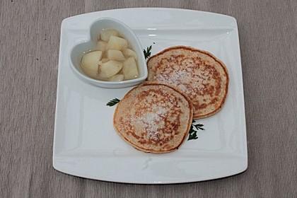 Buttermilch - Pancakes - unkompliziert und lecker 3