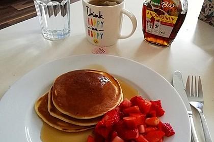 Buttermilch - Pancakes - unkompliziert und lecker 4