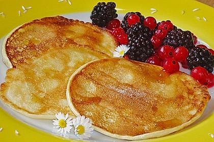 Buttermilch - Pancakes - unkompliziert und lecker 1
