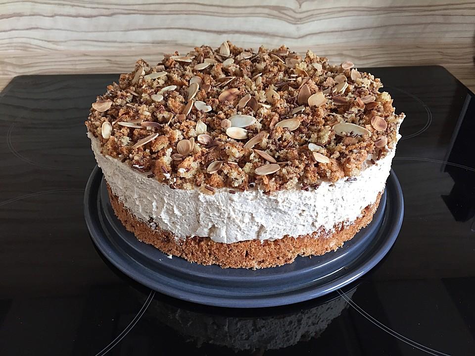 Eiskaffee Sahne Torte Von Kleinemama3 Chefkoch De