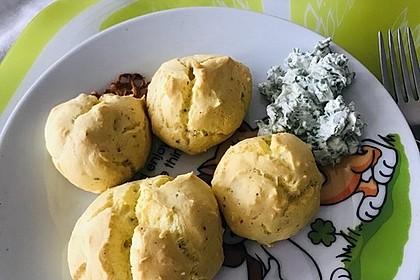 Kartoffelbällchen aus dem Ofen 3