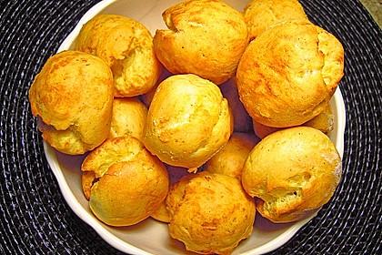 Kartoffelbällchen aus dem Ofen