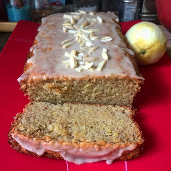 Saftiger Zitronen Joghurt Kuchen Von Pinktroublebee Chefkoch De