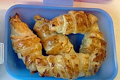 Mini Schinken - Croissants