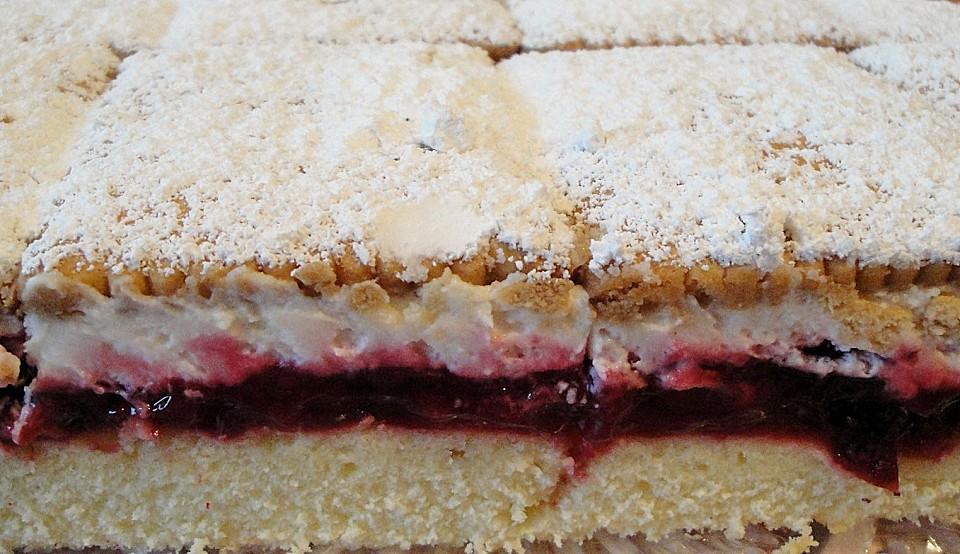 Der Beste Rote Grutze Kuchen Chefkoch De