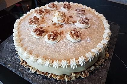 Walnuss - Marzipan - Torte 38