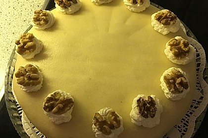 Walnuss - Marzipan - Torte 34