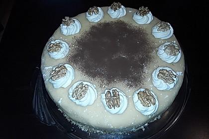Walnuss - Marzipan - Torte (Bild)
