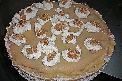 Walnuss - Marzipan - Torte 54