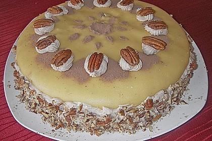 Walnuss - Marzipan - Torte 31