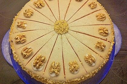 Walnuss - Marzipan - Torte 15
