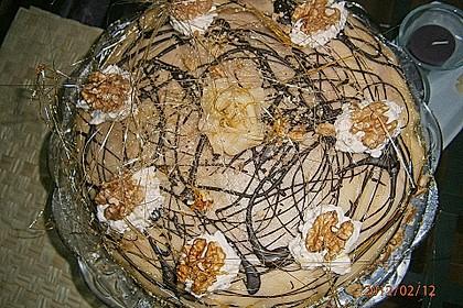 Walnuss - Marzipan - Torte 24
