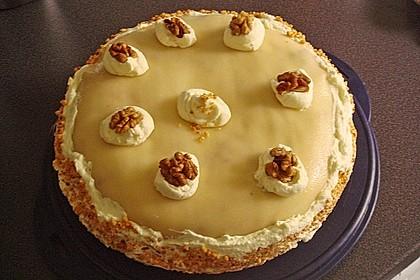 Walnuss - Marzipan - Torte 44