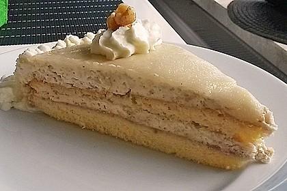 Walnuss - Marzipan - Torte 21
