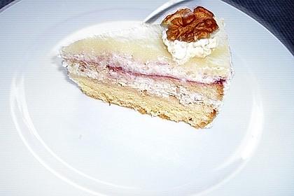 Walnuss - Marzipan - Torte 49