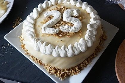 Walnuss - Marzipan - Torte 37
