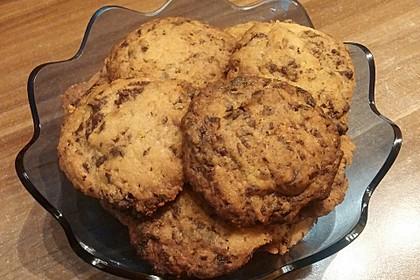 Schoko Cookies 35