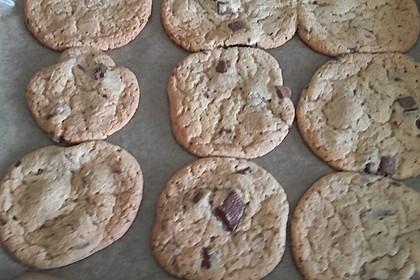 Schoko Cookies 42