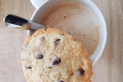 Schoko Cookies 14
