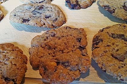Schoko Cookies 24