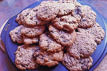 Schoko Cookies 32