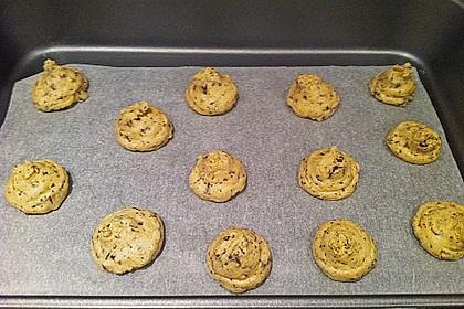 Schoko Cookies 46