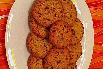 Schoko Cookies 23