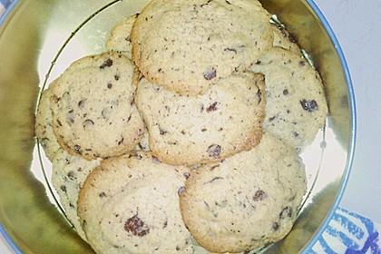 Schoko Cookies 45