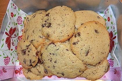 Schoko Cookies 29