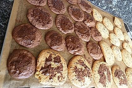 Schoko Cookies 48