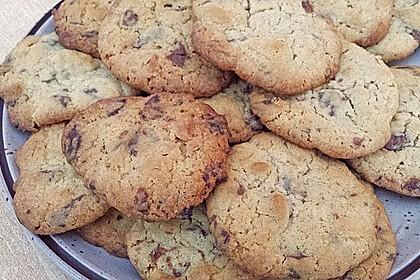 Schoko Cookies 28