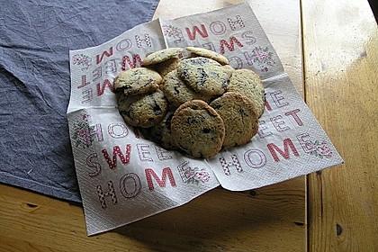 Schoko Cookies 12