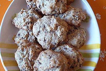 Schoko Cookies 40