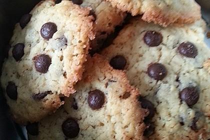 Schoko Cookies 41