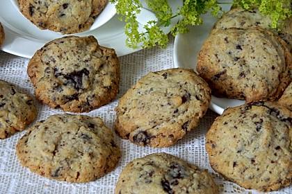 Schoko Cookies 6