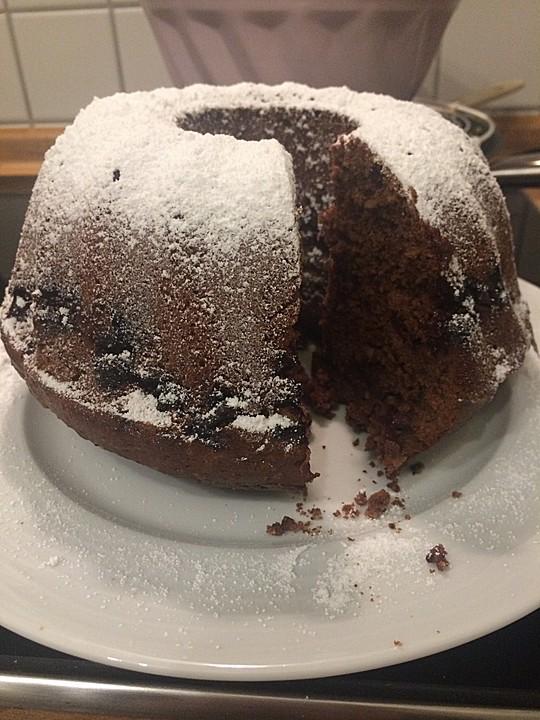 Kirsch Schoko Nuss Kuchen Von Schlumpfina86 Chefkoch De