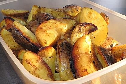 Backofen - Kartoffeln 28