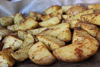 Backofen - Kartoffeln 5