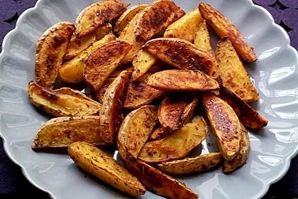 Backofen - Kartoffeln 12