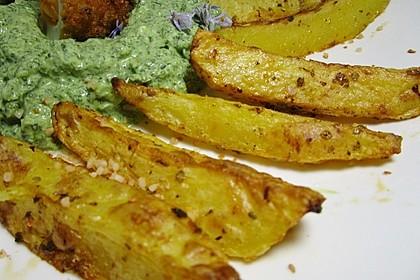 Backofen - Kartoffeln 17