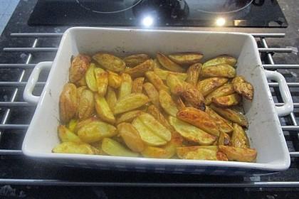 Backofen - Kartoffeln 6